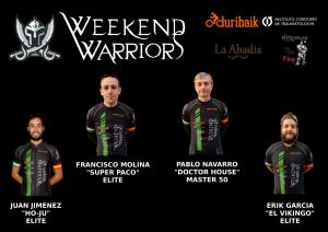 Equipo Weekend Warriors 2016